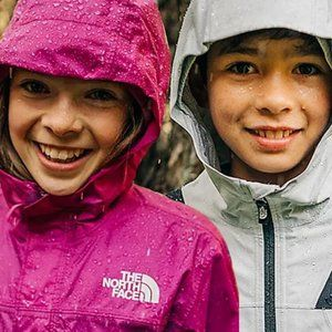 The North Face Oso Hoodie Jacket Petticoat Pink